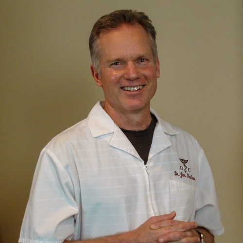 Dr. Jim Neilson's Headshot